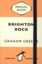 Brighton Rock Small Lined Notebk PJL006