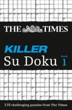 Times Killer Su Doku Book 1