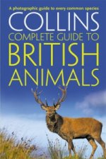 Collins Complete British Animals