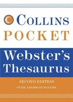 Collins Pocket Webster's Thesaurus
