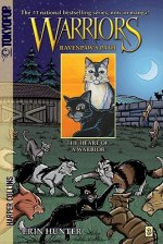 Warriors Manga: Ravenpaw's Path #3: The Heart of a Warrior