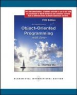 Introduction to Object-Oriented Programming with Java (Int'l Ed)