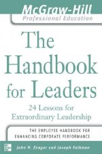 Handbook for Leaders