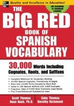 Big Red Book of Spanish Vocabulary