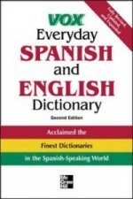 Everyday Spanish and English Dictionary