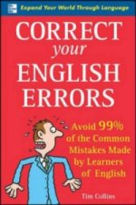 Correct Your English Errors: How to Avoid 99% of the Common