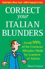 Correct Your Italian Blunders