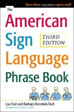 American Sign Language Phrase Book