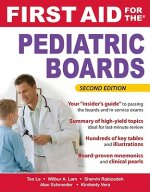 First Aid for the Pediatric Boards