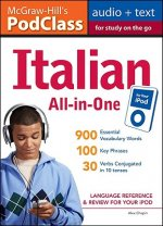 McGraw-Hill's PodClass Italian All-In-One Study Guide