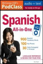 McGraw-Hill's PodClass Spanish All-in-one Study Guide