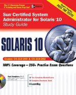 Sun Certified System Administrator for Solaris 10 Study Guid