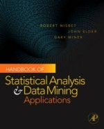 Handbook of Statistical Analysis and Data Mining Application