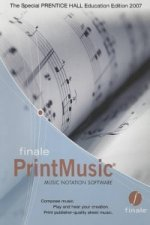 Finale PrintMusic Music Notation Software for Elementary Har