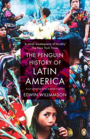 Penguin History Of Latin America