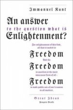 Answer to the Question: 'What is Enlightenment?'