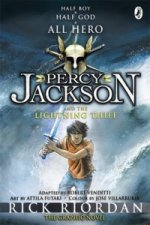 Percy Jackson and the Lightning Thief - The Graphic Novel (Book 1 of Percy Jackson)
