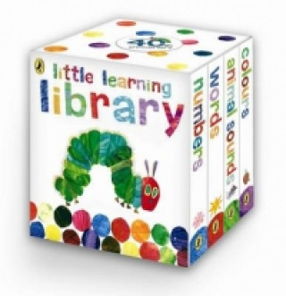 Very Hungry Caterpillar: Little Learning Library