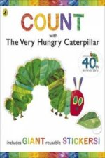 Count with the Very Hungry Caterpillar (Sticker Book)