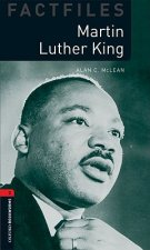 Oxford Bookworms Library Factfiles: Level 3:: Martin Luther King