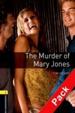 OXFORD BOOKWORMS PLAYSCRIPTS New Edition 1 THE MURDER OF MARY JONES with AUDIO CD PACK