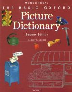 Basic Oxford Picture Dictionary, Second Edition:: Monolingual English