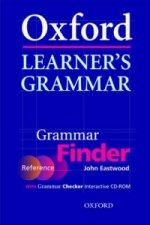 Oxford Learner's Grammar:: Grammar Finder