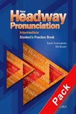 New Headway Pronunciation Course Intermediate: Student's Practice Book and Audio CD Pack