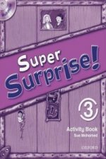 Super Surprise: 3: Activity Book and Multi-ROM Pack