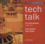 Tech Talk Pre-Intermediate: Class Audio CD