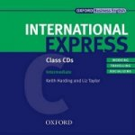 NEW INTERNATIONAL EXPRESS INTERMEDIATE CLASS AUDIO CDs /2/