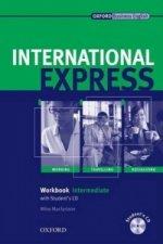 International Express: Intermediate: Workbook + Student CD