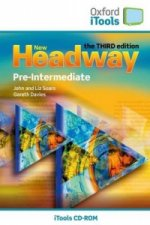 NEW HEADWAY THIRD EDITION PRE-INTERMEDIATE iTOOLS TEACHER'S PACK