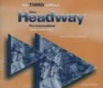 New Headway: Pre-Intermediate Third Edition: Class Audio CDs (3)