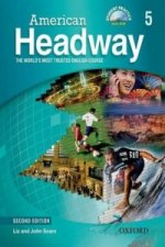 American Headway: Level 5: Student Book with Student Practice MultiROM