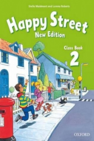 Happy Street: 2 New Edition: Class Book