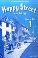 Happy Street: 1: Activity Book and MultiROM Pack