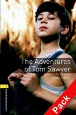 OXFORD BOOKWORMS LIBRARY New Edition 1 THE ADVENTURES OF TOM SAWYER with AUDIO CD PACK