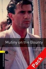 OXFORD BOOKWORMS LIBRARY New Edition 1 MUTINY ON THE BOUNTY with AUDIO CD PACK