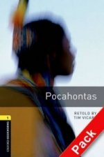 OXFORD BOOKWORMS LIBRARY New Edition 1 POCAHONTAS with AUDIO CD PACK