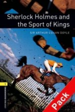 OXFORD BOOKWORMS LIBRARY New Edition 1 SHERLOCK HOLMES AND SPORT OF KINGS with AUDIO CD PACK