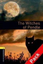 OXFORD BOOKWORMS LIBRARY New Edition 1 WITCHES OF PENDLE with AUDIO CD PACK