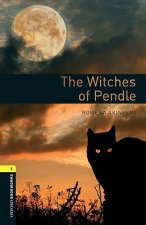 Oxford Bookworms Library: Level 1:: The Witches of Pendle Audio Pack