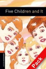 OXFORD BOOKWORMS LIBRARY New Edition 2 FIVE CHILDREN AND IT with AUDIO CD PACK