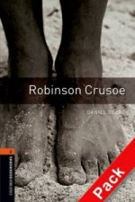 Oxford Bookworms Library: Stage 2: Robinson Crusoe Audio CD