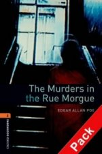 OXFORD BOOKWORMS LIBRARY New Edition 2 THE MURDERS IN THE RUE MORGUE with AUDIO CD PACK