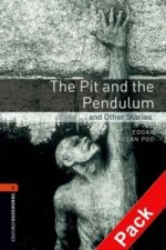 OXFORD BOOKWORMS LIBRARY New Edition 2 PIT, PENDULUM AND OTHER STORIES with AUDIO CD PACK