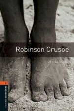 Oxford Bookworms Library: Level 2:: Robinson Crusoe