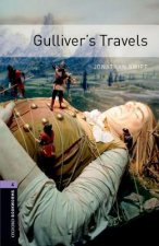 OXFORD BOOKWORMS LIBRARY New Edition 4 GULLIVER'S TRAVELS