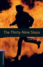 Oxford Bookworms Library: Level 4:: The Thirty-Nine Steps